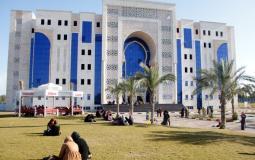 جامعة الاسراء المبنى الرئيسي
