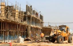 قطاع الانشاءات - عمال - بناء