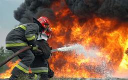 اخماد حريق (تعبيرية)