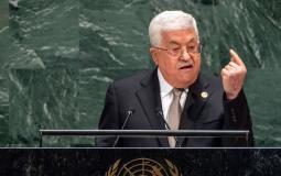 عباس في الامم المتحدة