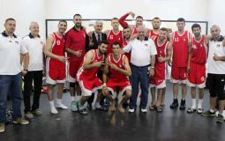 وطني كرة السلة