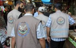 مباحث التموين التابعة لوزارة الداخلية بغزة