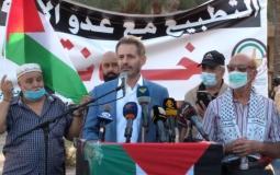 ممثل حركة الجهاد الإسلامي في لبنان إحسان عطايا
