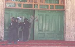 المسجد القبلي