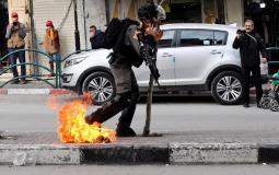 """إصابة مستوطن """"إسرائيلي"""" في القدس المحتلة"""