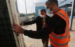 بلدية دير البلح تؤكد استمرار خدماتها رغم الإغلاق الكامل