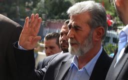 القائد النخالةيصل طهران للمشاركة بتنصيب الرئيس الإيراني إبراهيم رئيسي