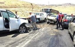 حادث سير (ارشيف)