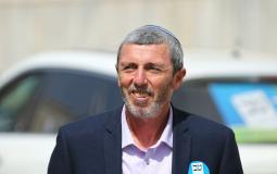 وزير شؤون اورشليم القدس والتراث رافي بيرتس