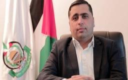 """الناطق باسم حركة """"حماس"""" عبد اللطيف القانوع"""
