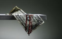 نزيف الدولار - صورة تعبيرية