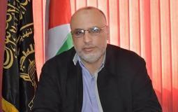 الدكتور يوسف الحساينة عضو المكتب السياسي لحركة الجهاد الإسلامي في فلسطين