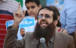 القيادي عدنان يحذر من المساس بحياة الأسير عجاج داخل سجون الاحتلال