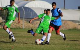 أحد بطولات كرة القدم في غزة