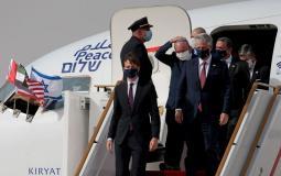التطبيع بين (اسرائيل) و الامارات