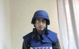 الصحفي مجاهد السعدي