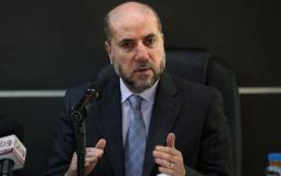 قاضي قضاة فلسطين محمد الهباش .