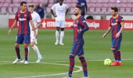 تشكيلة ريال مدريد وبرشلونة اليوم السبت في مباراة كلاسيكو الارض