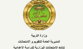 رابط تحميل نتائج الصف السادس الاعدادي الدور الثالث في العراق 2020 pdf