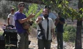 """مستوطنون """"إسرائيليون"""" يهاجمون مركبات المواطنين في نابلس"""