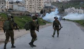 حصاد الأسبوع: شهيد وعشرات الاصابات في مواجهات مع قوات الاحتلال بالضفة المحتلة