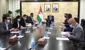 اشتيه: تعهد قطري وأوروبي لنقل الغاز من (إسرائيل) لغزة