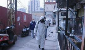 """""""كورونا"""" يفاقم الأوضاع الصحية في المخيمات الفلسطينية في لبنان"""
