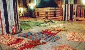 """مجزرة الحرم الابراهيمي """"ارشيفية"""""""
