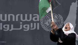 تعرف على مجازر الاونروا بحق اللاجئين الفلسطينيين