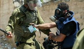 لجنة دعم الصحفيين ترصد الانتهاكات بحق العمل الصحفي في شهر شباط الماضي