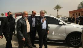 وفد حركة حماس الى القاهرة (2).JPG