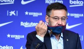 إلقاء القبض على رئيس نادي برشلونة السابق بارتوميو