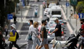 """""""الصحة الإسرائيلية"""" تسجل 129 إصابة جديدة بفيروس كورونا"""