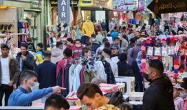 اسواق رمضان في غزة