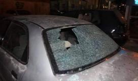 اعتداءات المستوطنين على مركبات المواطنين.jpg