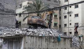 اتحاد المقاولين يطالب بتشكيل لجنة لحصر أضرار عدوان الاحتلال على غزة