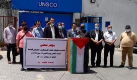 """المؤسسات الحقوقية بغزة تطالب بوقف الانتهاكات """"الإسرائيلية"""" في المدينة المقدسة"""