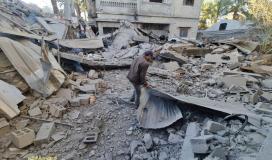 العدوان على غزة في اليوم العاشر