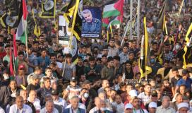 مهرجان سيف القدس.. واقترب الوعد على أرض ساحة السرايا (58).JPG