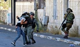إصابة شاب برصاص قوات الاحتلال في نعلين بالضفة المحتلة