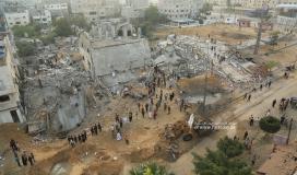 منازل المدمرة إثر القصف (33).JPG