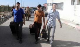 طلبة من غزة يدرسون في جامعات مصر