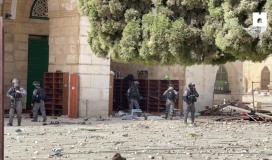 مواجهات عنيفة في المسجد الأقصى (12).jpg