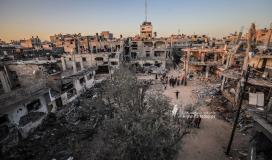 أبو حسنة يعلن موعد صرف التعويضات للمنازل المهدمة خلال العدوان الأخير على غزة
