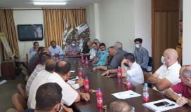 اجتماع وزارة الاقتصاد و المستوردين.jpg