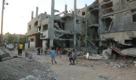منازل مدمرة بقطاع غزة (18).JPG
