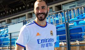 قميص ريال مدريد الجديد2021