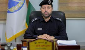 محمود صلاح الشرطة بغزة