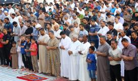 إليك موعد صلاة عيد الأضحى 2021 في فلسطين وغزة .. وعدد تكبيرات العيد ورسائل التهنئة