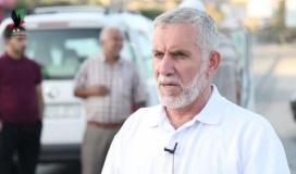 القيادي جمال الطويل ينهي إضرابه المفتوح عن الطعام
